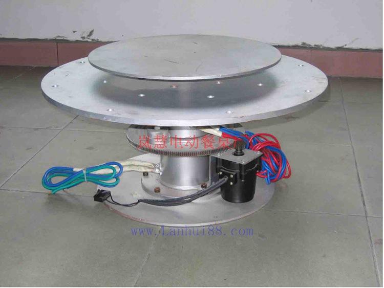 電動轉盤餐桌配件