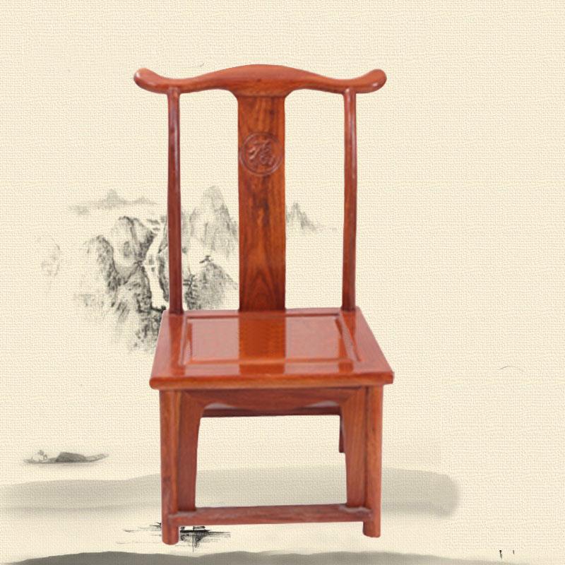 <strong>簡約現代六角椅,客廳家具實木</strong>