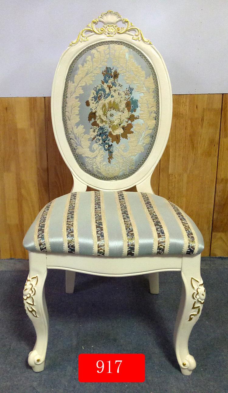 廠家直銷美式實木餐椅